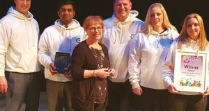Link to The Greenway Residential Foundation award news