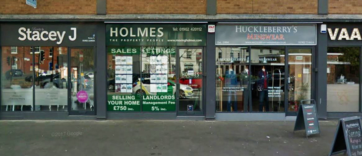 holmes the property people estate agency