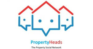 PropertyHeads logo image