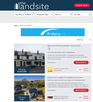 Link to Property Portal news