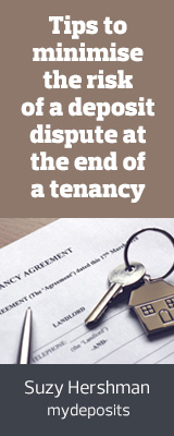 Tenancy Deposits Suzy Hersham MyDeposits image