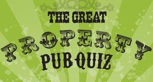 The Great Property Pub Quiz image
