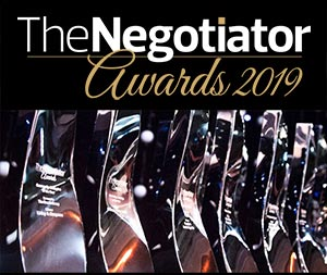 The Negotiator Awards 2019 Logo