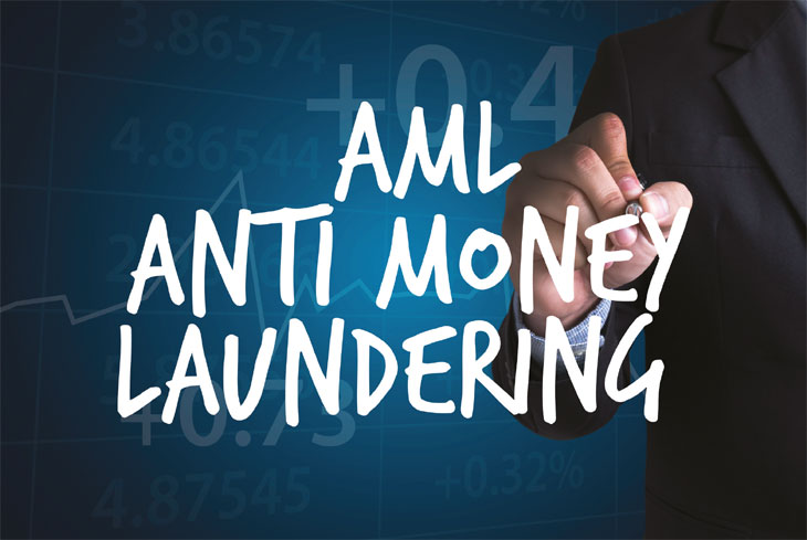 Link to Anti Money Laundering feature