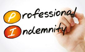 Link to Professional Indemnity feature