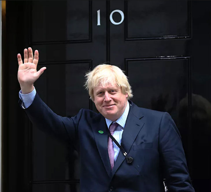Link to news of our new Prime Minister