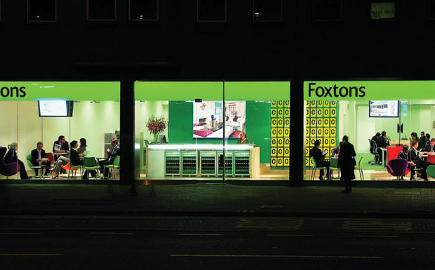 Link to Foxtons news