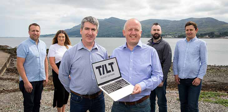 Tilt Property Software image