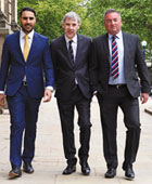 The property industry's movers & shakers
