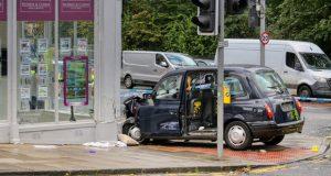 Edinburgh crash image