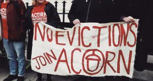 Evictions Acorn image