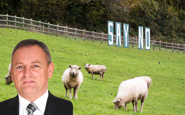 Guest blog: 'Why calls to build on the Green Belt don't make sense'