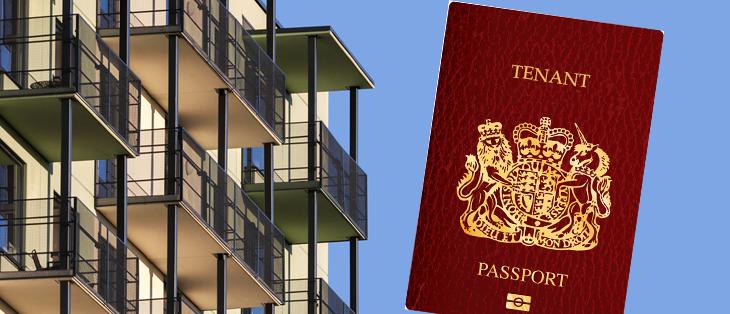 tenant passporting