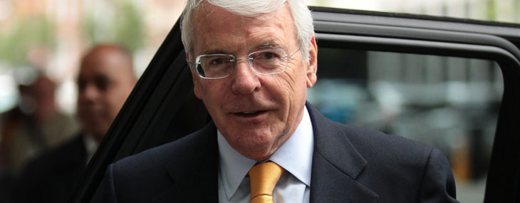 boris johnson john major