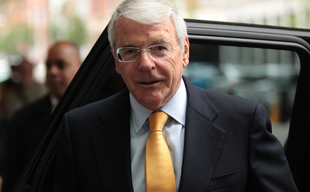 Found: the court case used to compare Bojo to a 'dodgy estate agent' by John Major