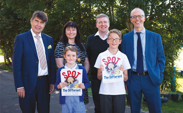 Agents urged to help children through Project Spot
