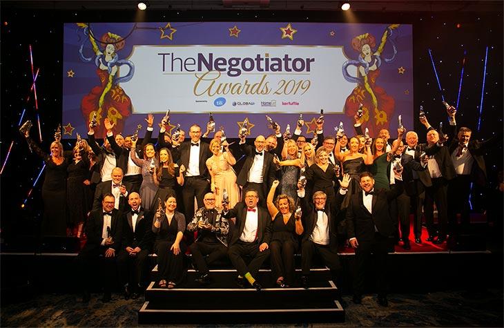 The Negotiator Awards Winners 2019 image
