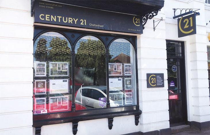 Link to Century 21 news