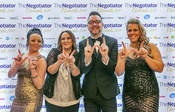 The Negotiator Awards Media Board Greatest Show On Earth image