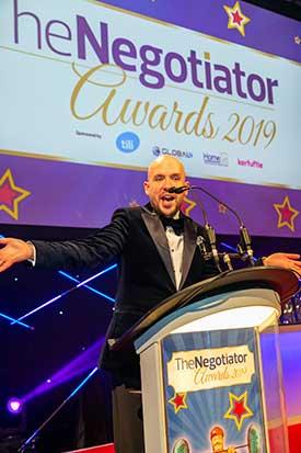 The Negotiator Awards Tom Allen image