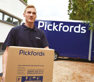 Link to Pickfords Advetorial