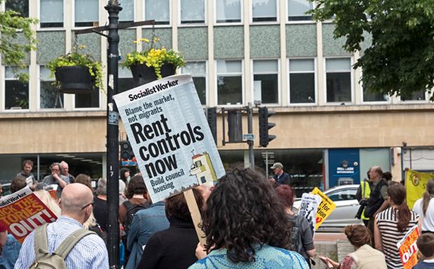 Ipsos Mori poll reveals overwhelming public support for rent controls