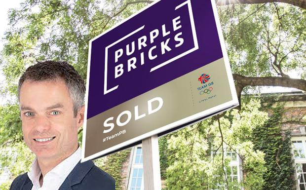Purplebricks finance chief reveals all during candid interview