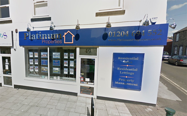 Estate agent £277,000 out of pocket after financing private prosecution