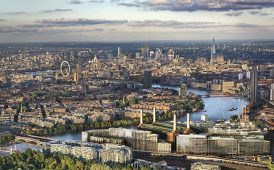 London property shortage image