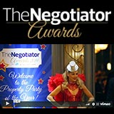 The Negotiator Awards Estate Agent and Letting Agent awards image