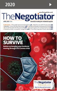 The Negotiator Magazine issues 2020 image