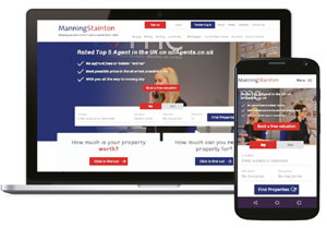 Link to Website Development feature