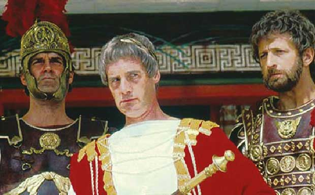 COVID-19 business Romans image
