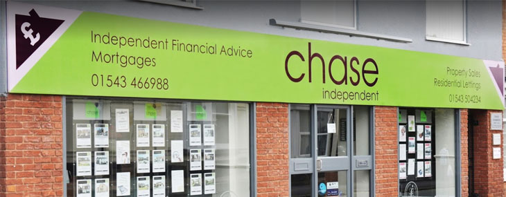 chase estate agent