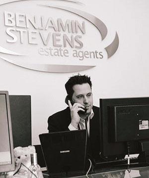 Link to Benjamin Stevens' news