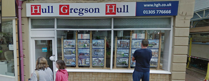 gregson estate agent