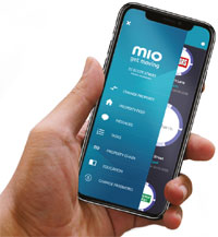 Link to mio advertising feature