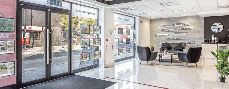 office estate agency