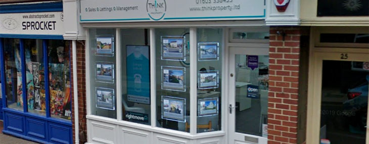 think estate agents