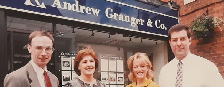 granger estate agency