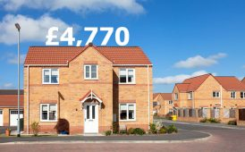 estate agency fee