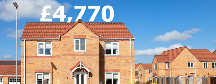 estate agent fees