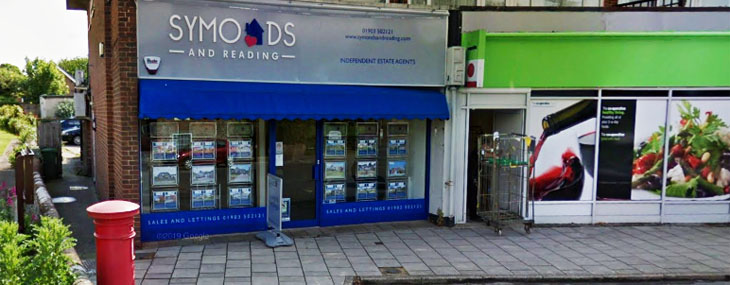 symonds estate agency