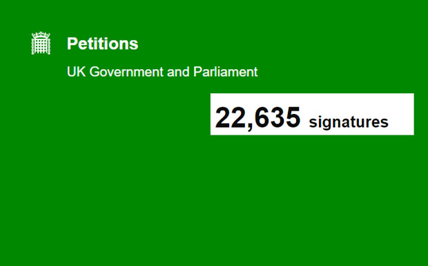 petition stamp duty