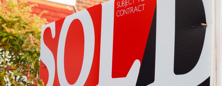 sold sign conveyancing