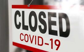closed covid19 image