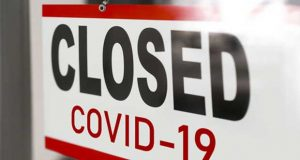 closed covid19 image