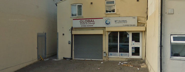 global luton estate agent
