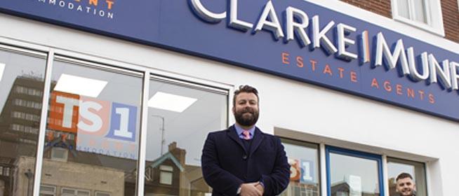 estate agent richard towler clarke munro