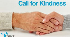 call for kindness